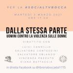 2 3 21 DALLA STESSA PARTE – Uomini contro la violenza sulle donne