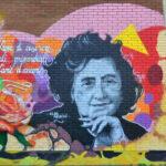 21 3 21 Nuovo murales per Alda Merini - Istituto Comprensivo Alda Merini