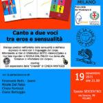 19 11 21 BCM - Emanuela Botti e Nicola Dal Falco - Canto a due voci tra eros e sensualità
