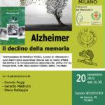 20 11 21 BCM - Daniela Poggi con «Ricordami!» - Alzheimer, il declino della memoria