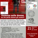 21 11 19 BCM - Violenza sulle donne: da che parte stanno gli uomini?