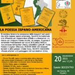 20 11 21 BCM - Cinzia Marulli - La poesia ispano americana
